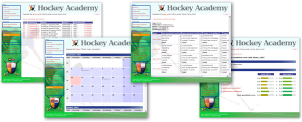 Hockey Academy screenshots